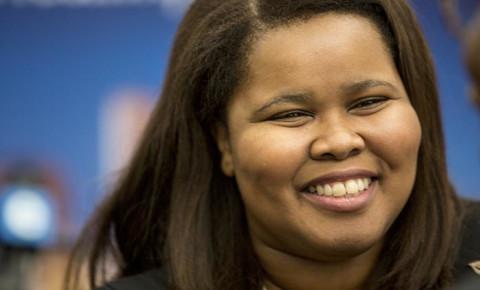 Lindiwe Mazibuko ewn eyewitness news