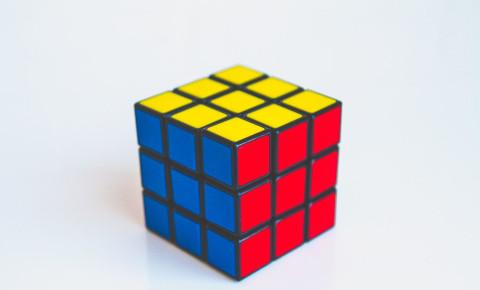 Rubik Cube Unsplash