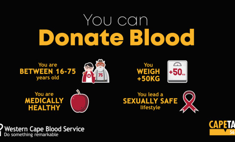 Your blood donation is needed now!