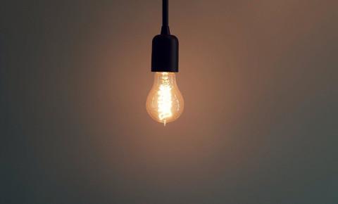 Light bulb, electricity, load shedding.
