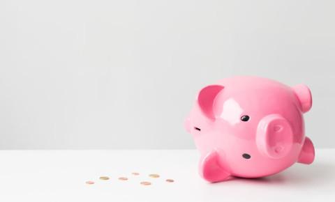 Empty piggy bank broke 123rfbusiness 123rf