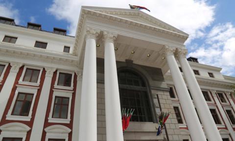 Parliament South African Parliament National Assembly politics