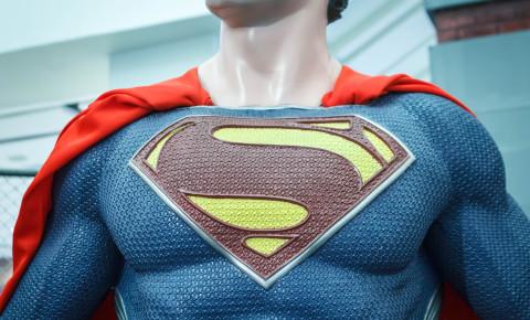Superman DC 123rf