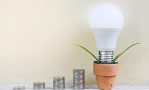 save money use less electricity eskom 123rf