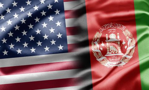 USA America afghanistan flag flags 123rf