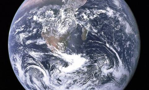 Earth Apollo 17 Blue Marble