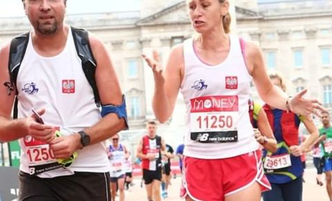 Couple caught cheating at London Marathon say they are sorry