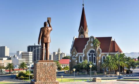 Windhoek Namibia 123rf