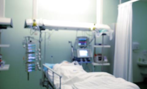 ICU hospital bed coma life support terminal illness medical disease death 123rf