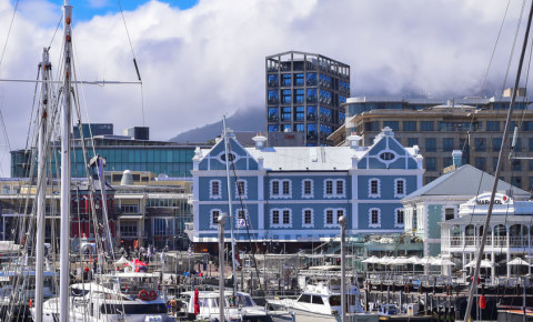 V&A Waterfront Marina Cape Town tourism 123rf 123rflifestyle