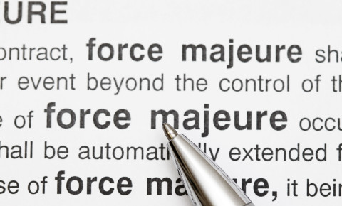 force majeure 123rf