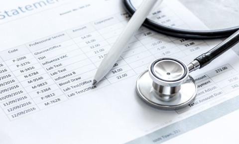 Medical aid scheme 123rf
