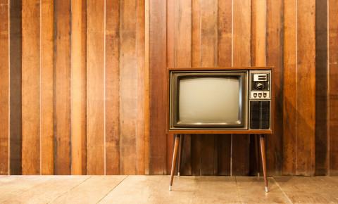 television tv old vintage retro 123rf