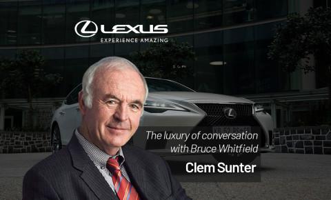 Lexus: Luxury Of Conversation - Clem Sunter