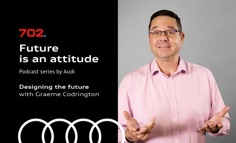 Future is an Attitude -  Presented By Audi