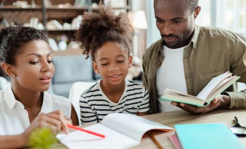 black-parent-household-mom-dad-father-child-homework-school-education-123rf