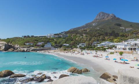 Camps Bay beach Cape Town 123rflocal 123rf