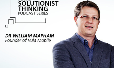 RMB Solutionist Thinking - William Mapham from Vula Mobile