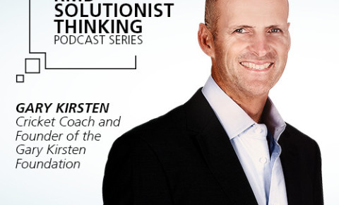 RMB Solutionist Thinking  - Gary Kirsten