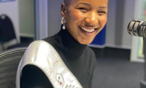 Shudufhadzo Musida Miss South Africa 2020