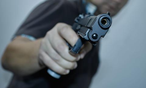 Gun pistol firearm firearms 123rf
