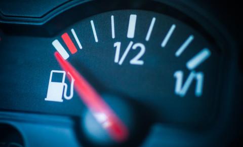 Empty fuel tank gauge petrol diesel 123rfbusiness 123rf