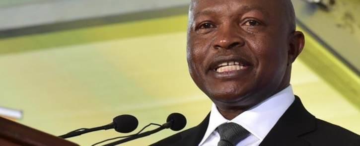 Deputy President David Mabuza. Picture: GCIS.