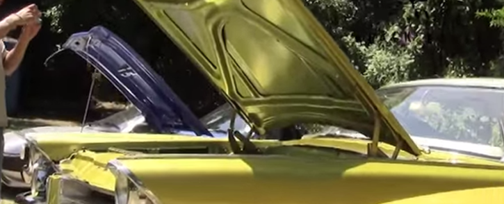 FILE: Screengrab from Annual Classic Car and Bike Show youtube video. Picture: Andrew Schofield.