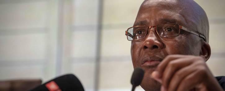 FILE: Minister of Health Aaron Motsoaledi. Picture: Thomas Holder/EWN