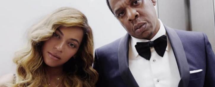 Showbiz power couple Beyoncé and Jay Z. Picture: @beyonce/Instagram.