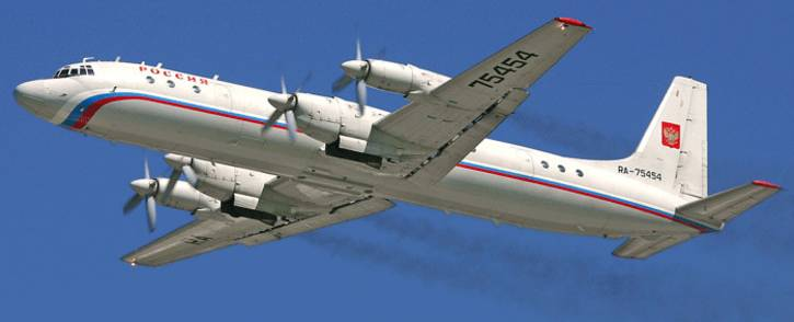 A Turboprop airliner and reconnaissance aircraft. Picture: Wikimedia Commons