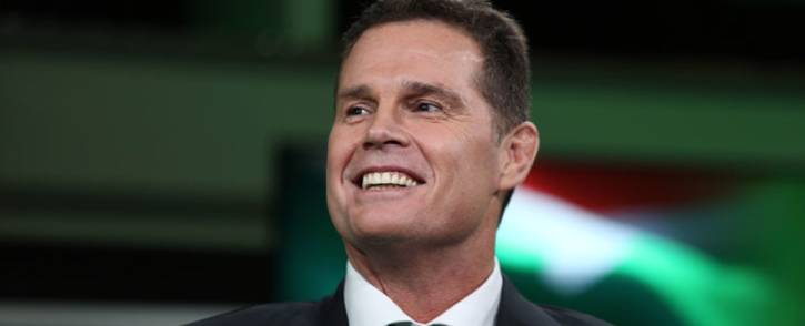 FILE: Rassie Erasmus at a press briefing after it was announced that he has been named as the new Springbok coach on 1 March 2018. Picture: Christa Eybers/EWN