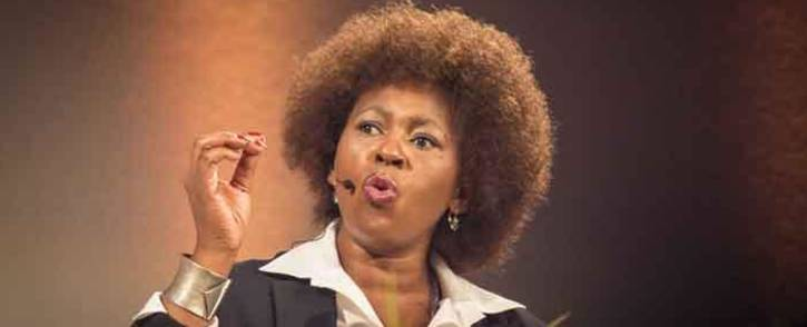 Dr Makhosi Khoza at The Gathering on the ANC's elective conference on 23 November 2017. Picture: Thomas Holder/EWN