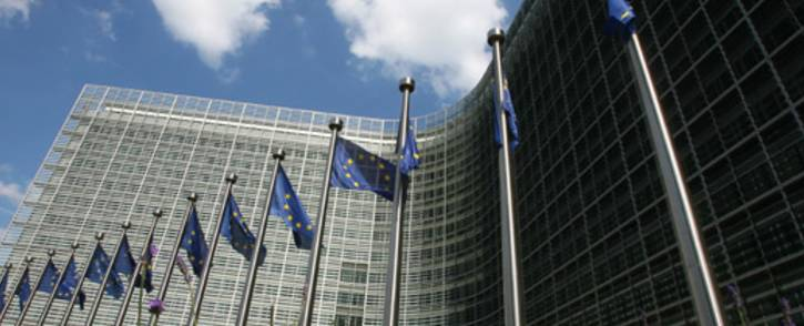 FILE: The European Union Commission headquarters in Brussels.  Picture: AFP