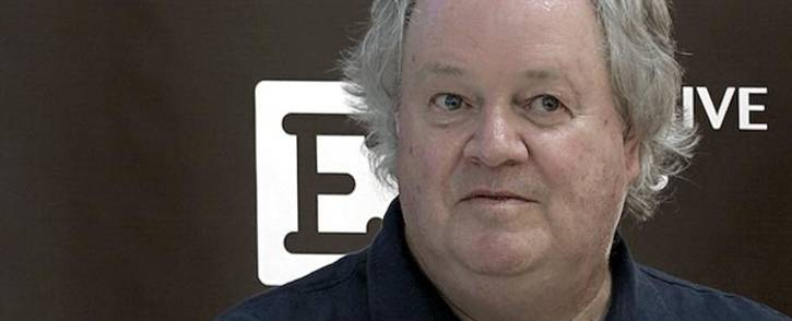 FILE: Veteran journalist Jacques Pauw, author of 'The President's Keepers', during the book launch at the Brooklyn Mall in Pretoria on 9 November 2017. Picture: Louise McAuliffe/EWN