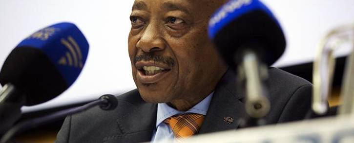 FILE: Suspended South African Revenue Service (Sars) Commissioner Tom Moyane. Picture Sethembiso Zulu/EWN