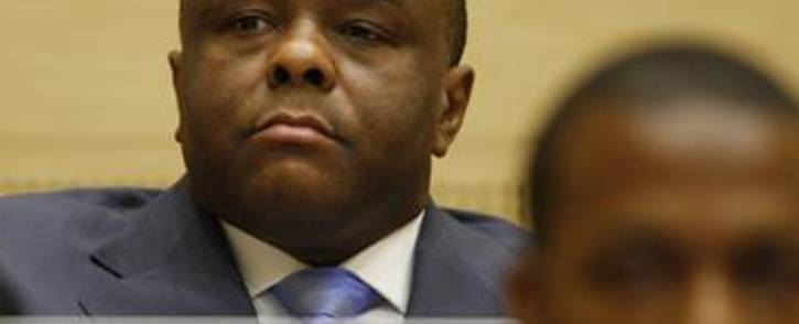 Jean-Pierre Bemba at the International Criminal Court. Picture: Gallo Images/AFP