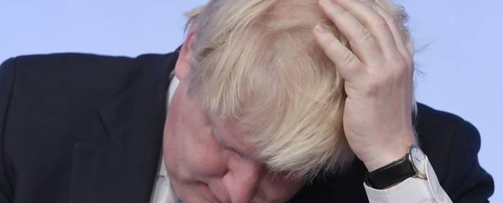 FILE: Former British Foreign Secretary, Boris Johnson. Picture: AFP.