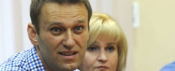 FILE: Alexei Navalny. Picture: AFP