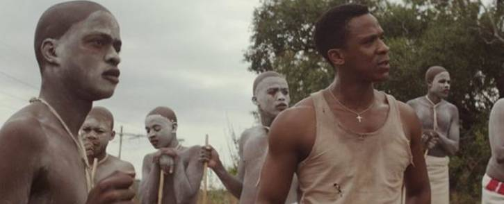 FILE: 'Inxeba: The Wound'. Picture: YouTube screengrab.
