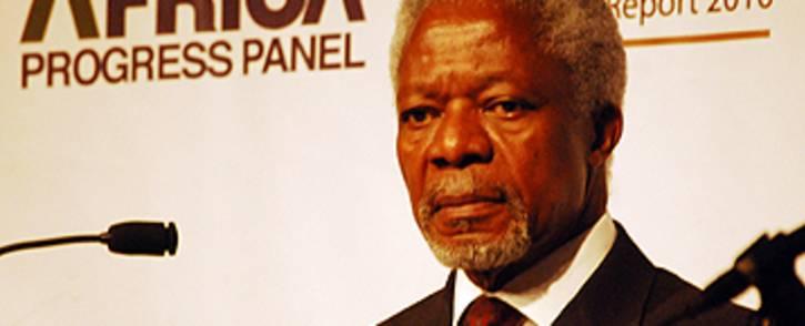 FILE: Kofi Annan. Picture: EWN