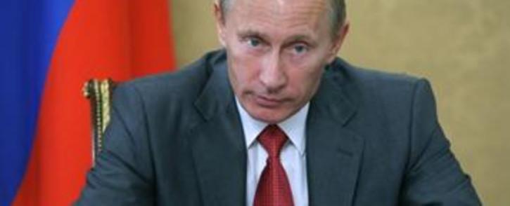 FILE: Vladimir Putin. Picture: AFP.
