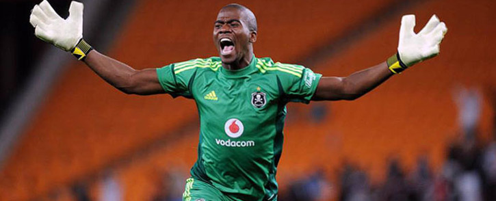 FILE: Slain Bafana Bafana & Orlando Pirates goalkeeper Senzo Meyiwa was shot dead on 26 October 2014. Picture: Official Senzo Meyiwa Facebook page
