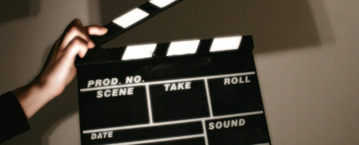 A clapperboard used in the film industry. Picture: Stock.xchng