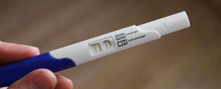 A pregnancy test kit. Picture: Julia Fiedler/Pixabay.com