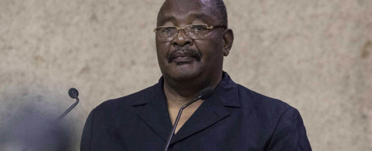 ZANU-PF's Obert Mpofu has told the Herald newspaper that both the ANC and ZANU-PF are at risk from colonial infiltrators following criticism from Western nations. Picture: AFP