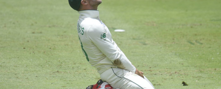 Former Test captain Faf du Plessis says this is a time to play a specific role. Picture: AFP