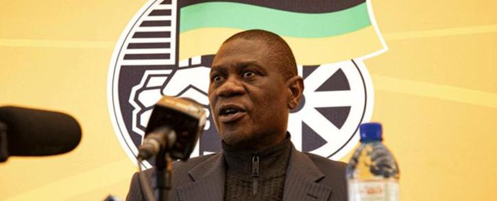 FILE: ANC treasurer general Paul Mashatile. Picture: Kayleen Morgan/Eyewitness News.