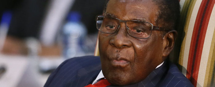 Robert Mugabe. Picture: AFP