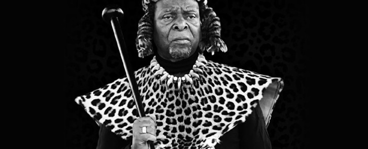 FILE: AmaZulu King Goodwill Zwelithini kaBhekhuzulu Zulu. Picture: @kzngov/Twitter.